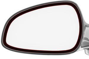 Ayna-gövde bağlantı contaları