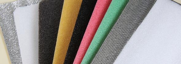 DurPack: Non-Cross Linked Polyethylene Foam